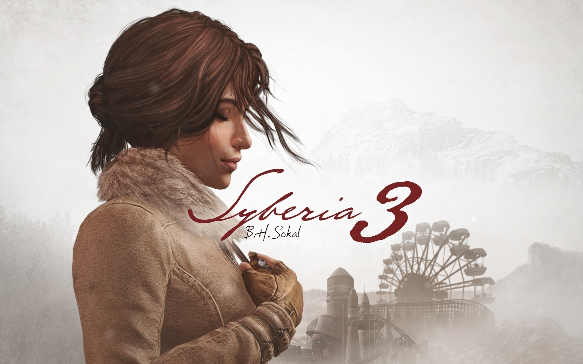 Картинки по запросу Syberia 3